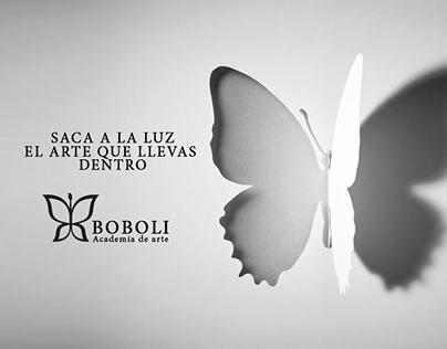 Diseño de marca BOBOLI