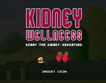 Kidney Wellness - Kenny the kidney adventure