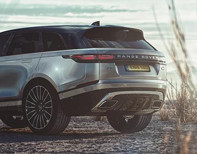Wild Range Rover