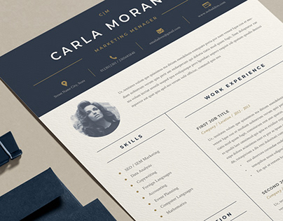 Resume Carla