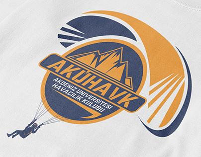 AKÜHAVK Logo Design