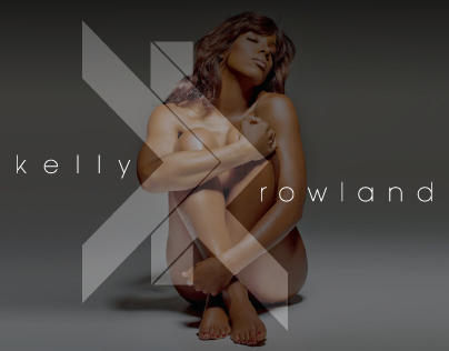 Kelly Rowland - Official Branding