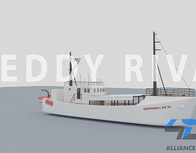 Cncept Shiping boat Design