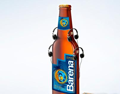 Cerveza Barena - Backus