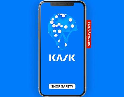 KASK Shop UX / UD