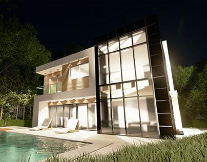 Modern Villa in Al-Fayoum