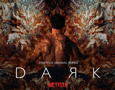 Poster Design for Netflix TV Series DARK