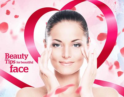 Cosmo Beauty Social media designs Vol 1