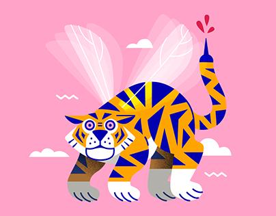 Tiger Mosquito 🐈💉😅