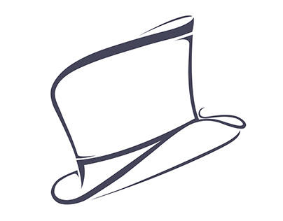 Top Hat Illustration