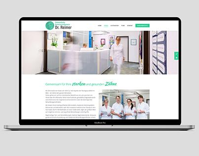 Dr. Reimer – Homepage