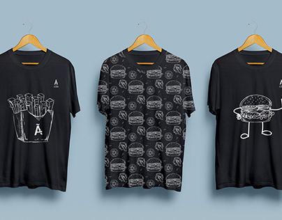Ãburger | Design Gráfico e Ilustração
