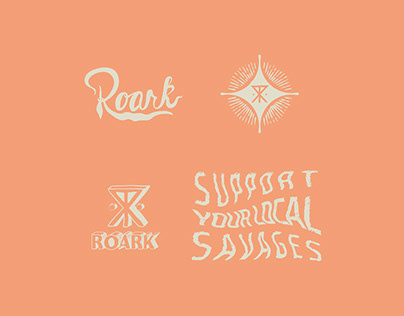 Roark HO18 Tee Graphics