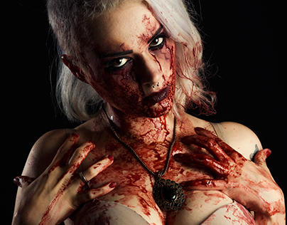 Photography - Bloody Halloween