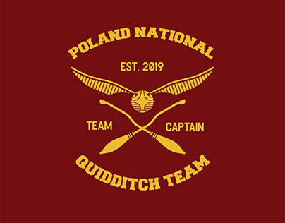 Quidditch National Team emblem