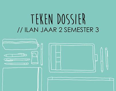 ILAN 2 // Teken dossier