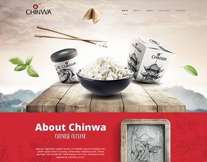 Chinwa restaurant in Riyadh, Saudi Arabia