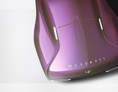 Maserati Signorile