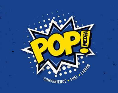 POP Media Branding