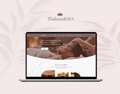 SPA-salon | Landing Page