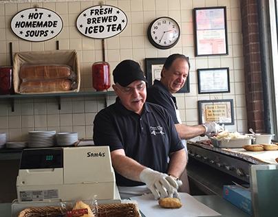 Jewish Delicatessen: A Legacy