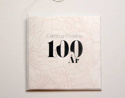 CK 100th anniversary booklet