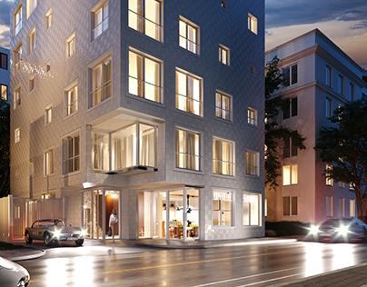 LA SCALA Residential building VII