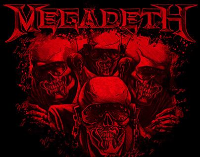 Megadeth - Ripped Through