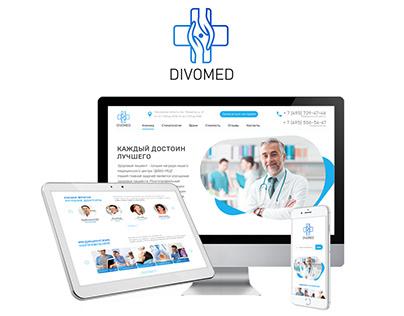 Medical Clinik Web Site