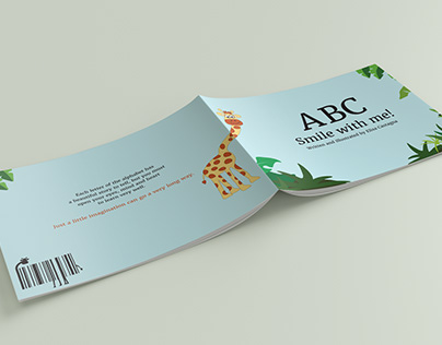 ABC smile with me   children 's book