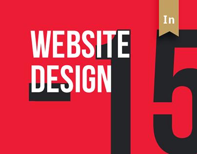 Web Design 2014 – 15