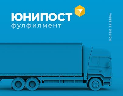 Unipost | Logistics | Fulfillment Corporate Website