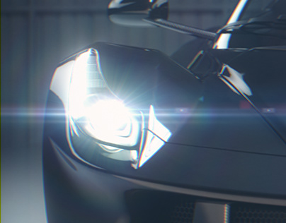 LaFerrari Aperta - full CGI animation
