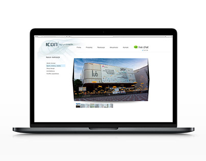 Printing company website