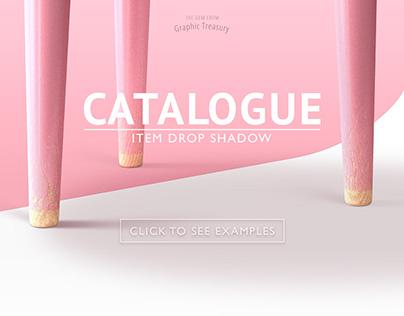 Catalogue Item Drop Shadow — $6