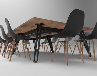 CoWorking Table Project