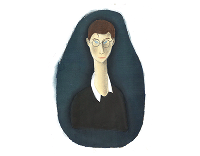 Style Recreation (Amedeo Modigliani)