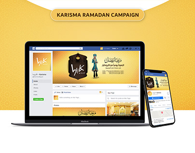 Karisma Ramadan Campaign