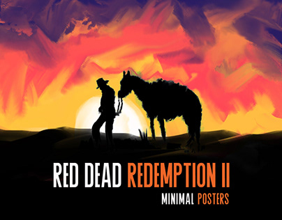 Red Dead Redemption 2 | Artwork