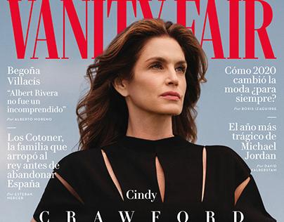 Cindy Crawford - Vanity Fair España September 2020