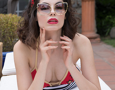 Fashion Magazine Photoshoot
