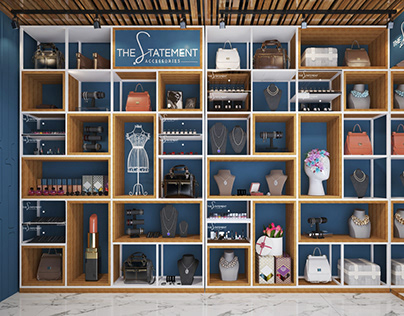 The Statement Accessories Partition