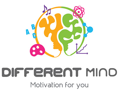 Different mind logo