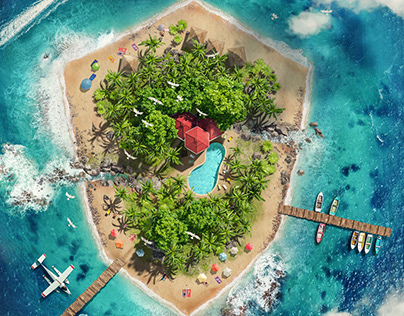 Stilknecht's Island
