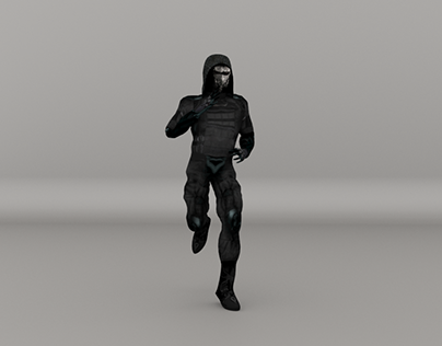 Animation from motion capture