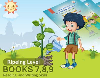 Kid's Books   Reading and Writing Skills