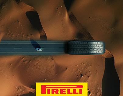 Pirelli - Roads Leader
