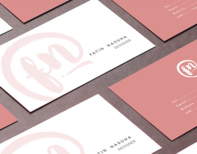 Personal Branding \ Logo Design, Namecard