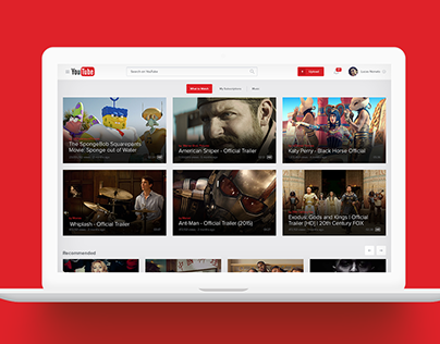 YouTube - New Concept Design