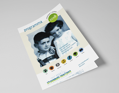 Programme booklet Stroomhuis Neerijnen